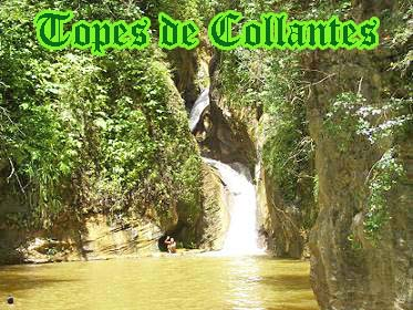 montains topes de collantes